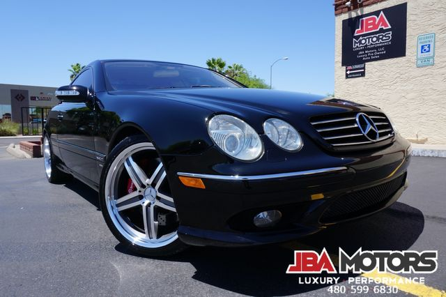2006 Mercedes-Benz CL600 BRABUS Package V12 Bi-Turbo CL Class 600 LOW MILES
