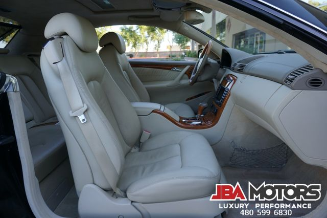 2006 Mercedes-Benz CL600 BRABUS Package V12 Bi-Turbo CL Class 600 LOW MILES in Mesa, AZ 85202