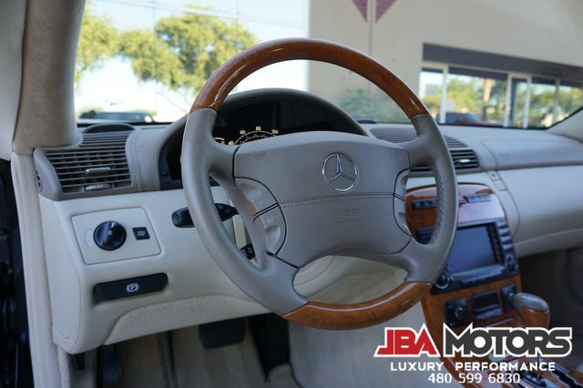 2006 Mercedes-Benz CL600 BRABUS Package V12 Bi-Turbo CL Class 600 LOW MILES in Mesa, AZ 85202