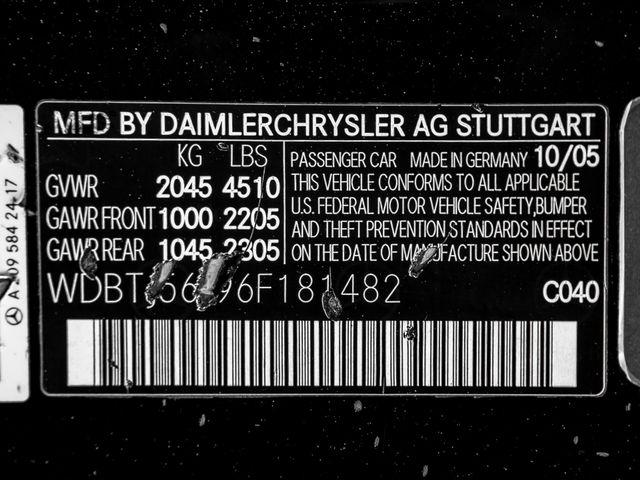 2006 Mercedes-Benz CLK350 3.5L Burbank, CA 22