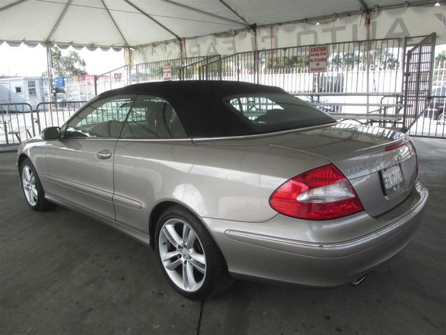 2006 Mercedes-Benz CLK350 3.5L Gardena, California 1