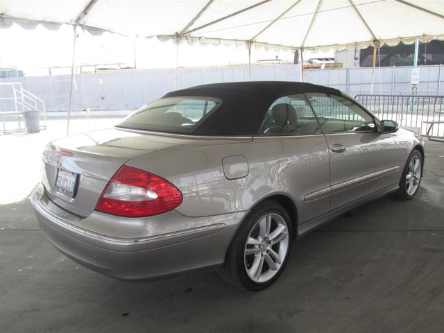 2006 Mercedes-Benz CLK350 3.5L Gardena, California 2