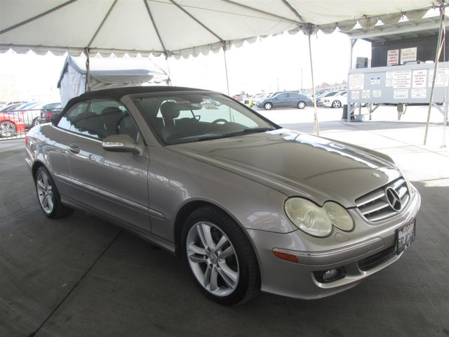 2006 Mercedes-Benz CLK350 3.5L Gardena, California 3