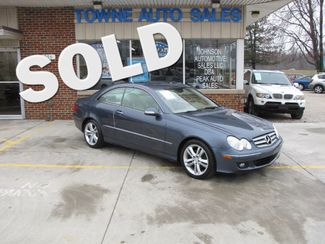 2006 Mercedes-Benz CLK350 3.5L | Medina, OH | Towne Cars in Ohio OH