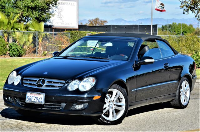 2006 Mercedes-Benz CLK350 3.5L Reseda, CA 9