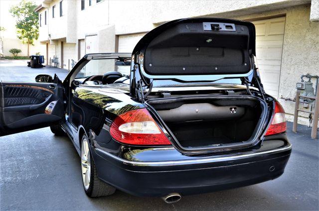 2006 Mercedes-Benz CLK350 3.5L Reseda, CA 22