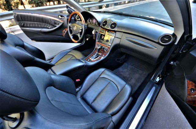 2006 Mercedes-Benz CLK350 3.5L Reseda, CA 29