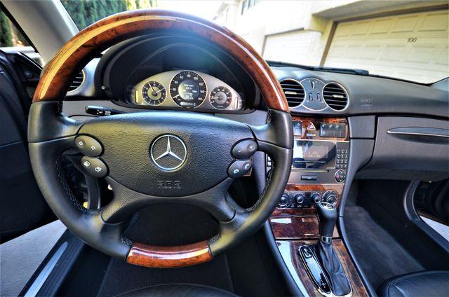 2006 Mercedes-Benz CLK350 3.5L Reseda, CA 4