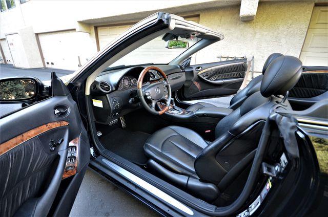 2006 Mercedes-Benz CLK350 3.5L Reseda, CA 36
