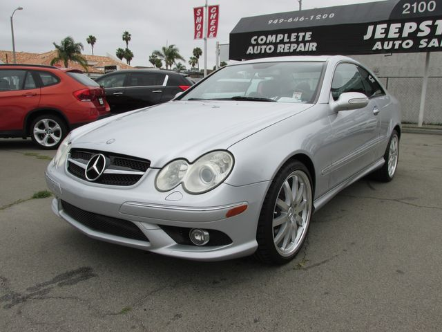 2006 Mercedes-Benz CLK500 Sport Coupe