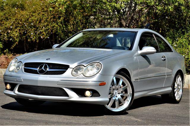 2006 Mercedes-Benz CLK500 5.0L AMG