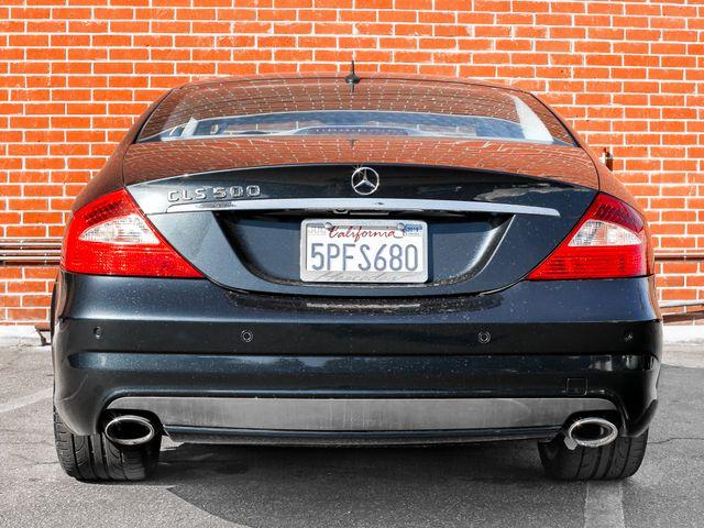 2006 Mercedes-Benz CLS500 Burbank, CA 3