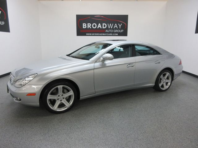 2006 Mercedes-Benz CLS500 NAV/ROOF/LOW MILES! Farmers Branch, TX