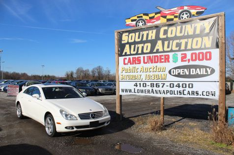2006 Mercedes-Benz CLS500 500C in Harwood, MD