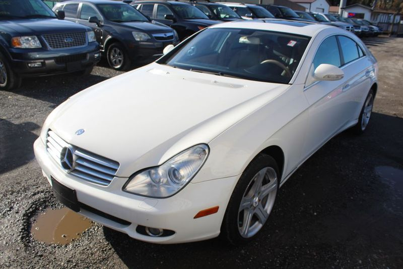 2006 Mercedes-Benz CLS500 500C  city MD  South County Public Auto Auction  in Harwood, MD