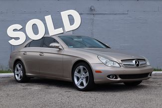 2006 Mercedes-Benz CLS500 Hollywood, Florida