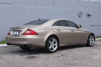 2006 Mercedes-Benz CLS500 Hollywood, Florida 4