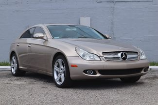 2006 Mercedes-Benz CLS500 Hollywood, Florida 1