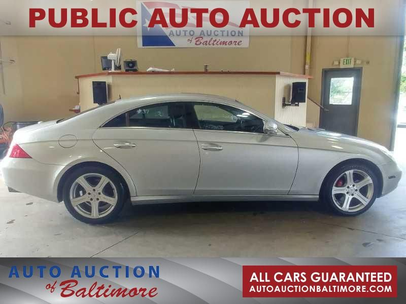 2006 Mercedes Benz CLS500 | JOPPA, MD | Auto Auction Of Baltimore In JOPPA  ...