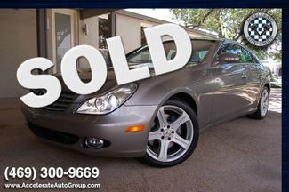 2006 Mercedes-Benz CLS500 CERTIFIED PRE-OWNED ONLY 16,600 MILES in Rowlett