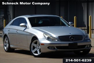 2006 Mercedes-Benz CLS500 in Plano, TX 75093