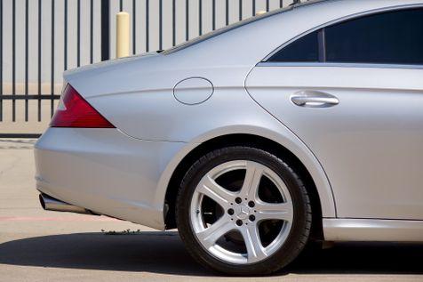 2006 Mercedes-Benz CLS500 Nav*Bu Cam* Sunroof*   Plano, TX   Carrick's Autos in Plano, TX