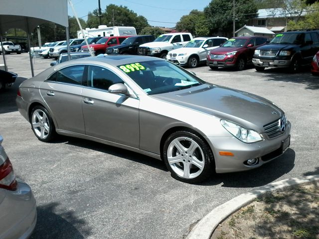 2006 Mercedes-Benz CLS500 San Antonio, Texas 2