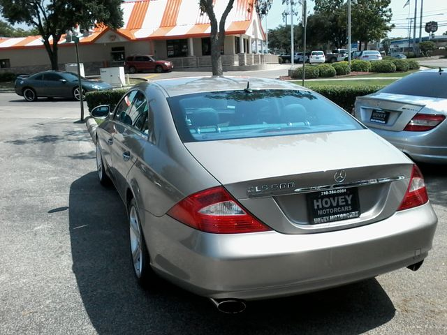 2006 Mercedes-Benz CLS500 San Antonio, Texas 5