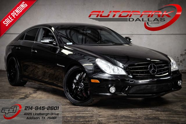 2006 Mercedes-Benz CLS55 AMG in Addison TX, 75001