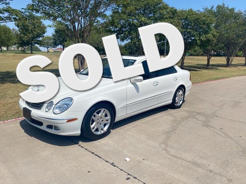 2006 Mercedes-Benz E Class E320 Excellent Condition | Ft. Worth, TX | Auto World Sales in Ft. Worth TX