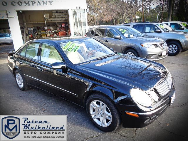 2006 Mercedes-Benz E350 3.5L in Chico, CA 95928
