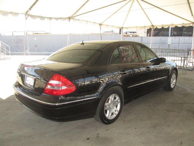 2006 Mercedes-Benz E350 3.5L Gardena, California 2