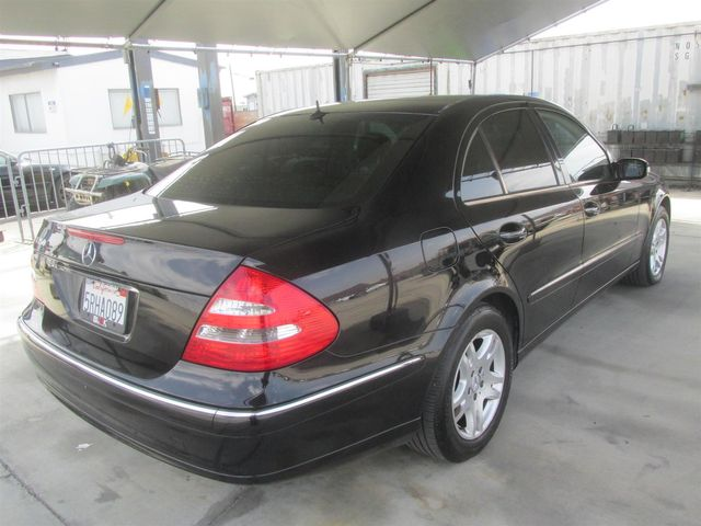 2006 Mercedes-Benz E350 3.5L Gardena, California 2