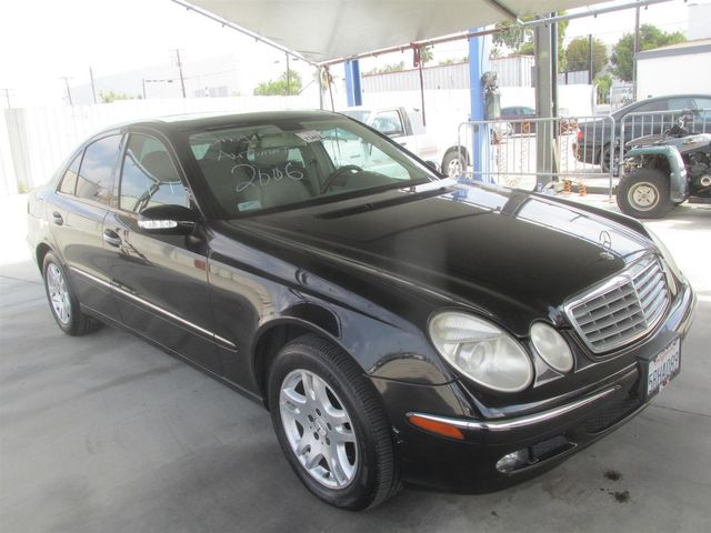 2006 Mercedes-Benz E350 3.5L Gardena, California 3