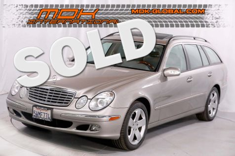 2006 Mercedes-Benz E500 - V8 - Wagon -  3rd row seats - Premium pkg in Los Angeles