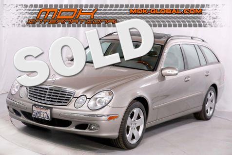 2006 Mercedes-Benz E500 - V8 - Wagon -  3rd row seats - Premium pkg in Los Angeles