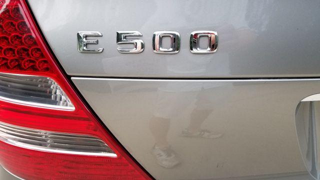 2006 Mercedes-Benz E500 5.0L W211 in Cullman, AL 35055