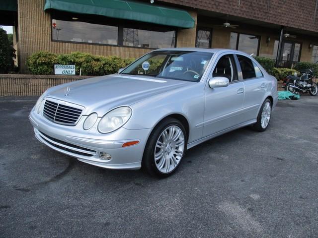 2006 Mercedes-Benz E500 5.0L