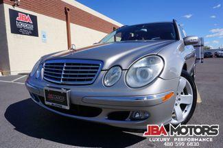 2006 Mercedes-Benz E500 Wagon 4Matic AWD E Class 500 3rd Row Seat | MESA, AZ | JBA MOTORS in Mesa AZ