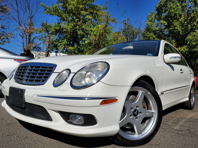 2006 Mercedes-Benz E500 5.0L AWD AMG PACKAGE