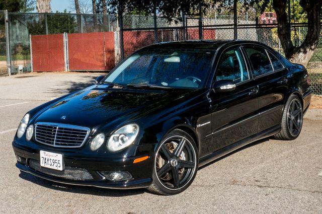 2006 Mercedes-Benz E55 5.5L AMG