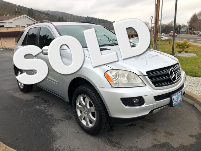 2006 Mercedes-Benz ML350 3.5L | Ashland, OR | Ashland Motor Company in Ashland OR