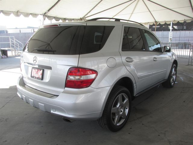 2006 Mercedes-Benz ML350 3.5L Gardena, California 2
