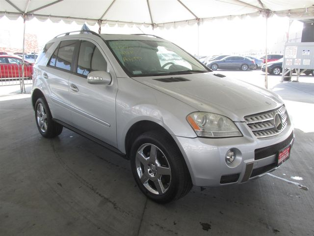 2006 Mercedes-Benz ML350 3.5L Gardena, California 3