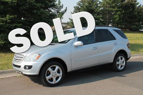 2006 Mercedes-Benz ML350 3.5L in Great Falls, MT