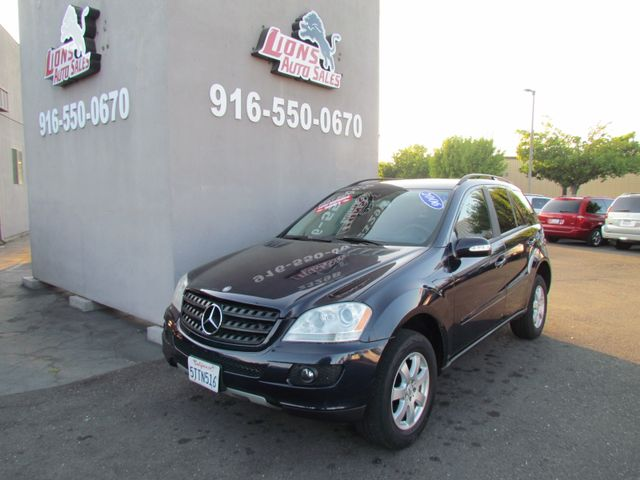 2006 Mercedes-Benz ML350 3.5L in Sacramento, CA 95825