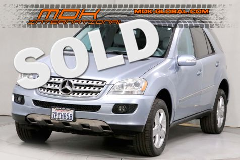 2006 Mercedes-Benz ML500 - 4Matic - Service Records in Los Angeles