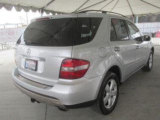 2006 Mercedes-Benz ML500 5.0L Gardena, California 2