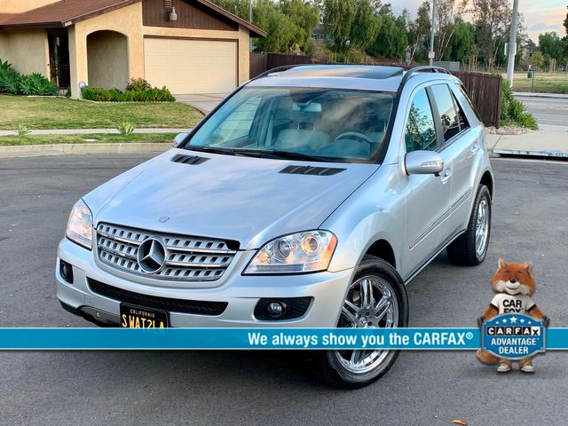 2006 Mercedes-Benz ML500 NAVIGATION XENON LEATHER SERVICE RECORDS