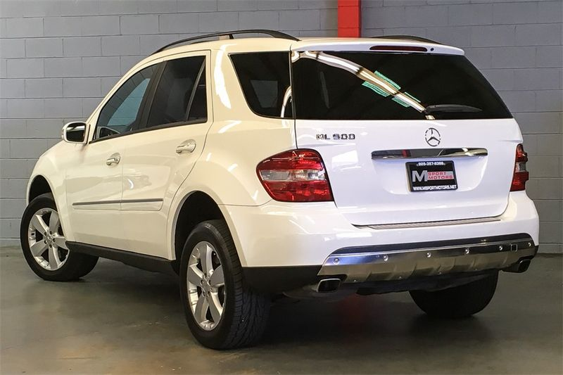 2006 Mercedes-Benz ML500 50L  city CA  M Sport Motors  in Walnut Creek, CA
